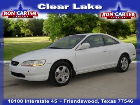 1999 Honda Accord for sale in Houston, TX