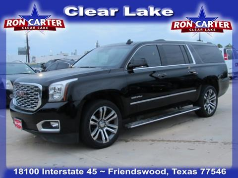 2018 GMC Yukon XL for sale in Houston, TX