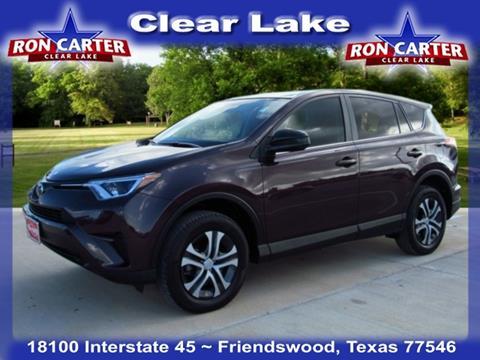 2017 Toyota RAV4 for sale in Houston, TX