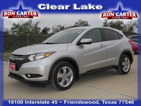 2016 Honda HR-V for sale in Houston, TX