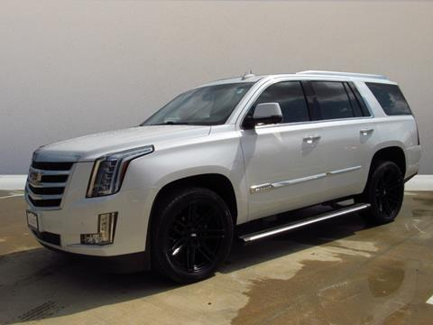 2016 Cadillac Escalade for sale in Houston, TX