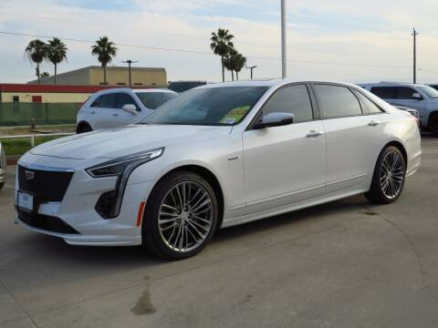New Cadillac Ct6 >> 2019 Cadillac Ct6 V For Sale In Houston Tx