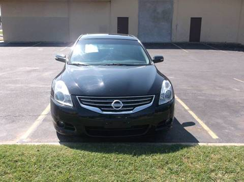 2012 Nissan Altima for sale in Oklahoma City, OK