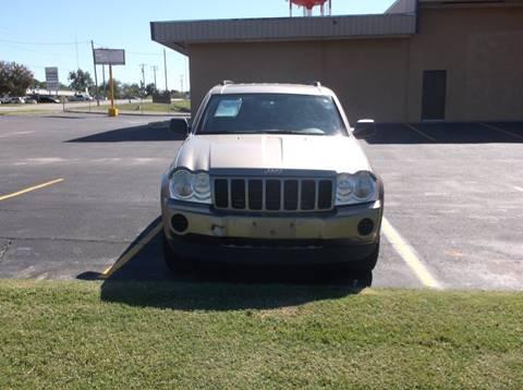2006 Jeep Grand Cherokee for sale in Oklahoma City, OK