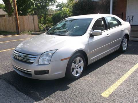 2008 Ford Fusion for sale at AUTO PRO in Oklahoma City OK