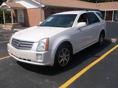 2004 Cadillac SRX for sale at AUTO PRO in Oklahoma City OK