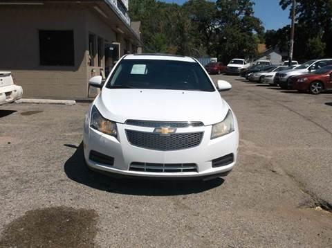 2011 Chevrolet Cruze for sale at AUTO PRO in Oklahoma City OK