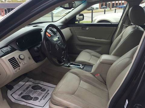 2008 Cadillac DTS for sale at AUTO PRO in Oklahoma City OK
