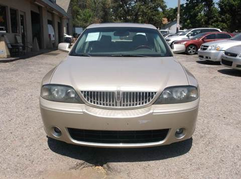 2006 Lincoln LS for sale at AUTO PRO in Oklahoma City OK