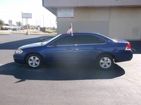2006 Chevrolet Impala for sale at AUTO PRO in Oklahoma City OK