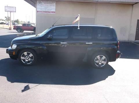 2007 Chevrolet HHR for sale at AUTO PRO in Oklahoma City OK