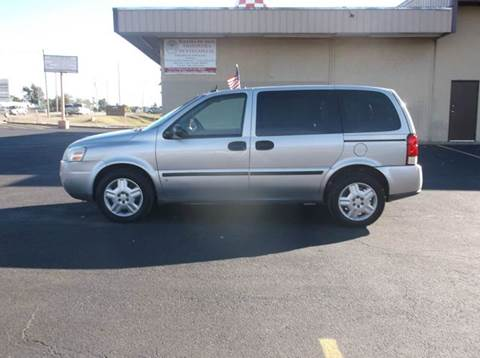 2007 Chevrolet Uplander for sale at AUTO PRO in Oklahoma City OK