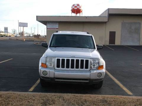 2006 Jeep Commander for sale at AUTO PRO in Oklahoma City OK