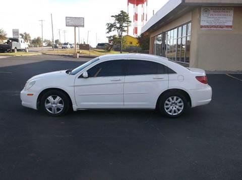 2007 Chrysler Sebring for sale at AUTO PRO in Oklahoma City OK