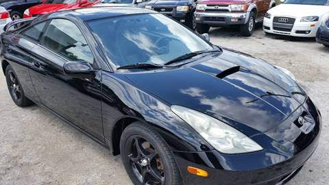 2000 Toyota Celica for sale in Orlando, FL
