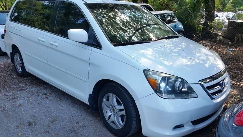 2006 Honda Odyssey For Sale At Fantasy Motors Inc. In Orlando FL