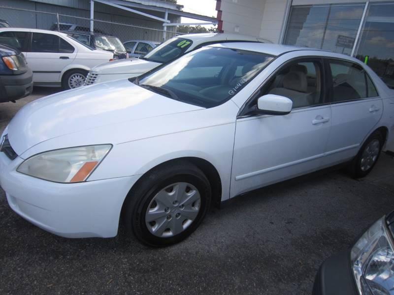 2003 Honda Accord For Sale At Fantasy Motors Inc. In Orlando FL