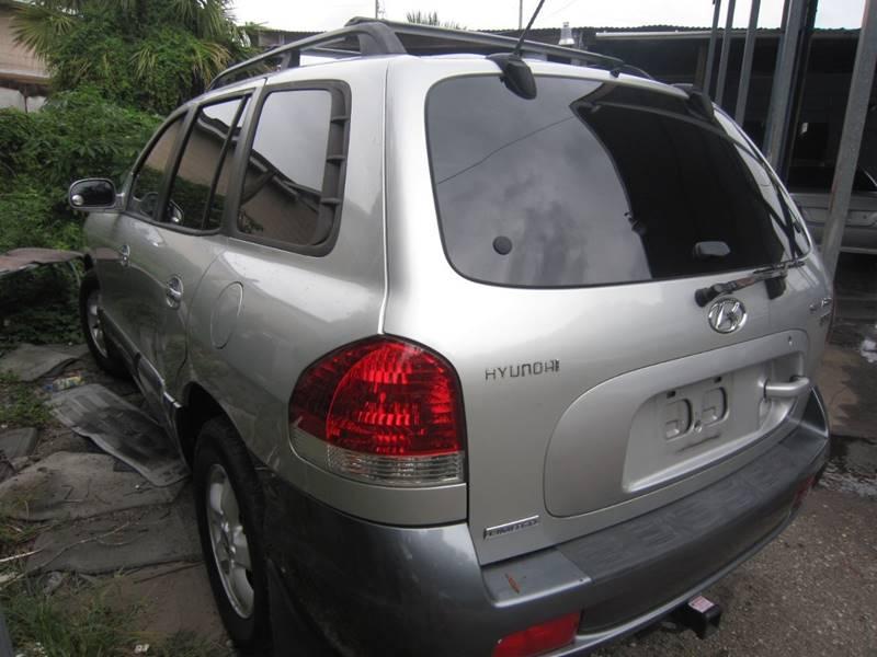 2006 Hyundai Santa Fe for sale at Fantasy Motors Inc. in Orlando FL