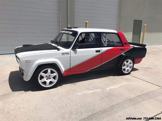 1988 Lada VFTS for sale at AllVette LLC in Stuart FL