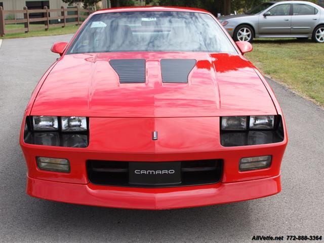 1990 Chevrolet Camaro for sale at AllVette LLC in Stuart FL