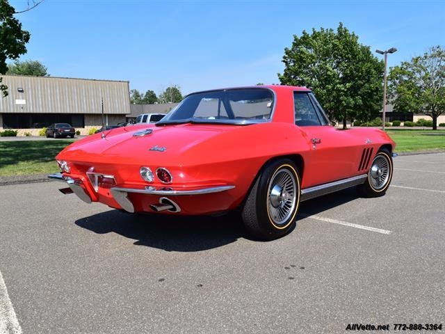 1966 Chevrolet Corvette for sale at AllVette LLC in Stuart FL