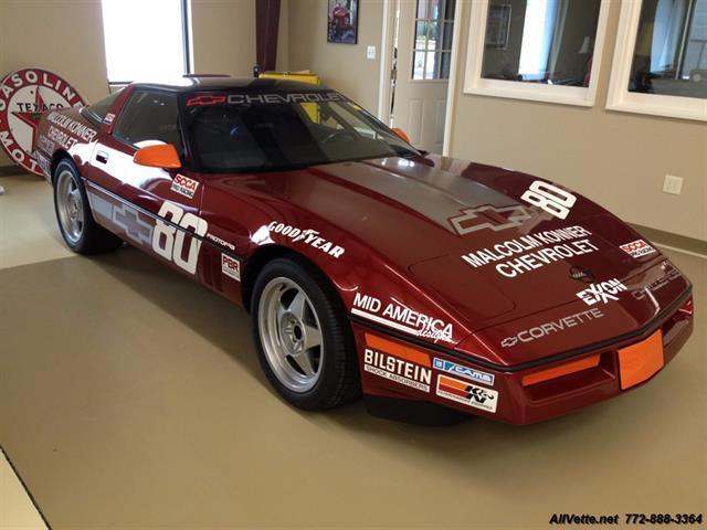 1988 Chevrolet Corvette for sale at AllVette LLC in Stuart FL