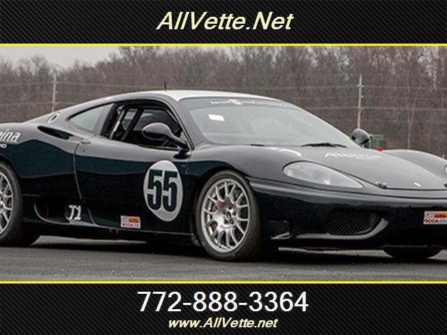 2005 Ferrari 360 Challenge Stradale for sale at AllVette LLC in Stuart FL