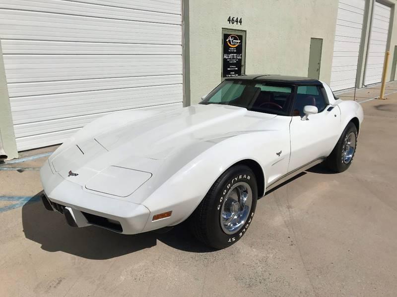 Used Corvettes For Sale Stuart Antique Vintage Cars Melbourne FL ...