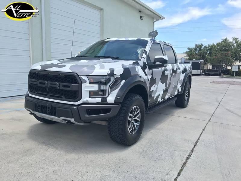 Ford Raptor For Sale Ct >> 2017 Ford F-150 Raptor In Stuart FL - AllVette LLC