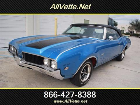 1969 Oldsmobile 442 For Sale In Kentucky
