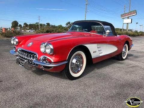 1960 Chevrolet Corvette for sale in Stuart, FL