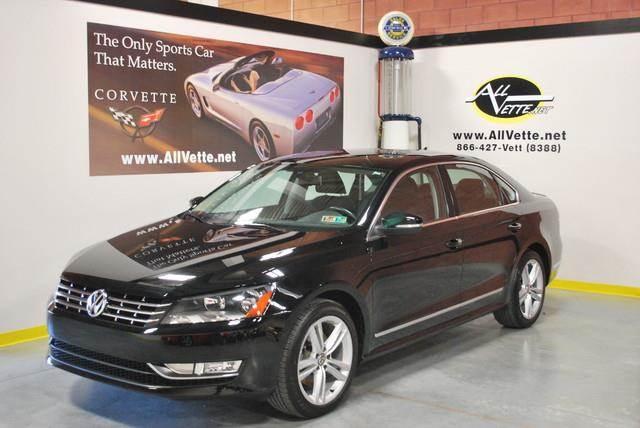 2013 Volkswagen Passat for sale at AllVette LLC in Stuart FL
