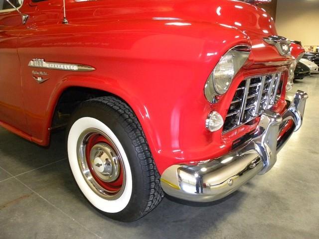 1955 Chevrolet 3100 for sale at AllVette LLC in Stuart FL