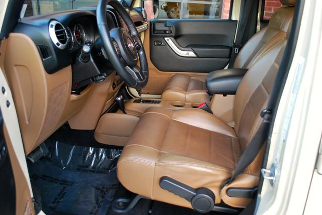 2011 Jeep Wrangler Unlimited for sale at AllVette LLC in Stuart FL