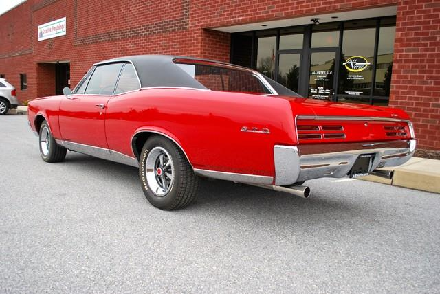 1967 Pontiac GTO for sale at AllVette LLC in Stuart FL