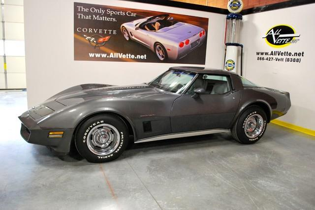 1982 Chevrolet Corvette for sale at AllVette LLC in Stuart FL