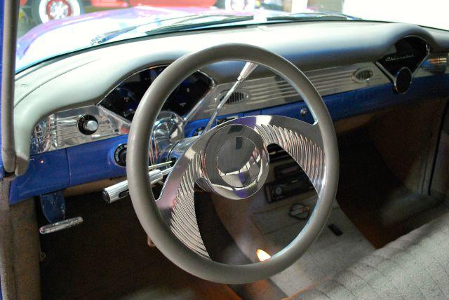 1955 Chevrolet 150 for sale at AllVette LLC in Stuart FL