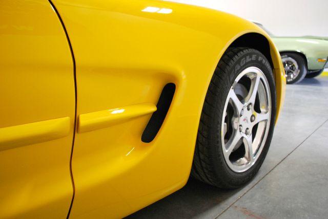 2004 Chevrolet Corvette for sale at AllVette LLC in Stuart FL