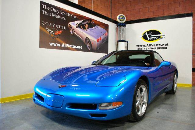 2000 Chevrolet Corvette for sale at AllVette LLC in Stuart FL