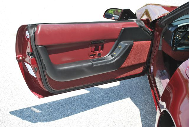1993 Chevrolet Corvette for sale at AllVette LLC in Stuart FL