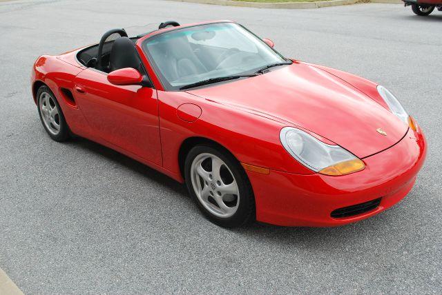 1997 Porsche Boxster for sale at AllVette LLC in Stuart FL