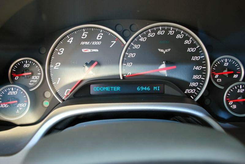 2007 Chevrolet Corvette for sale at AllVette LLC in Stuart FL