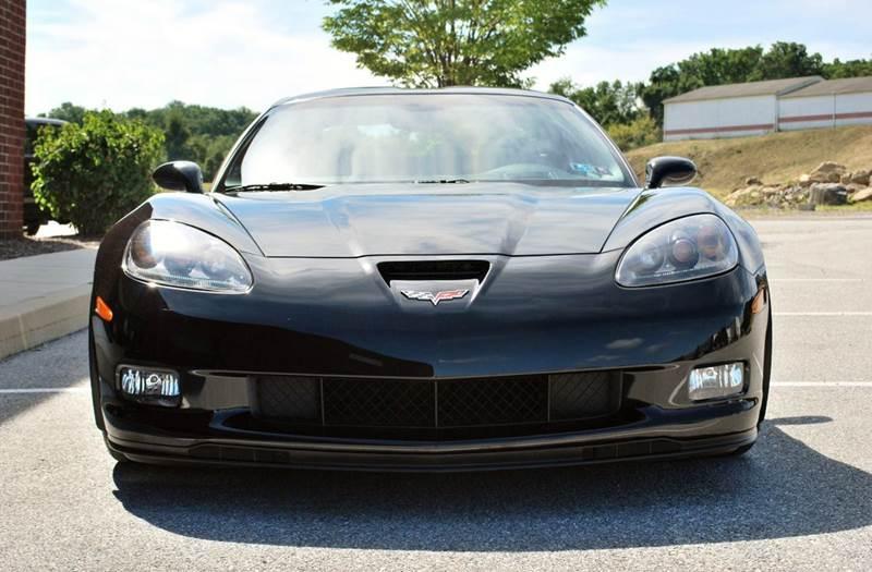 2008 Chevrolet Corvette for sale at AllVette LLC in Stuart FL