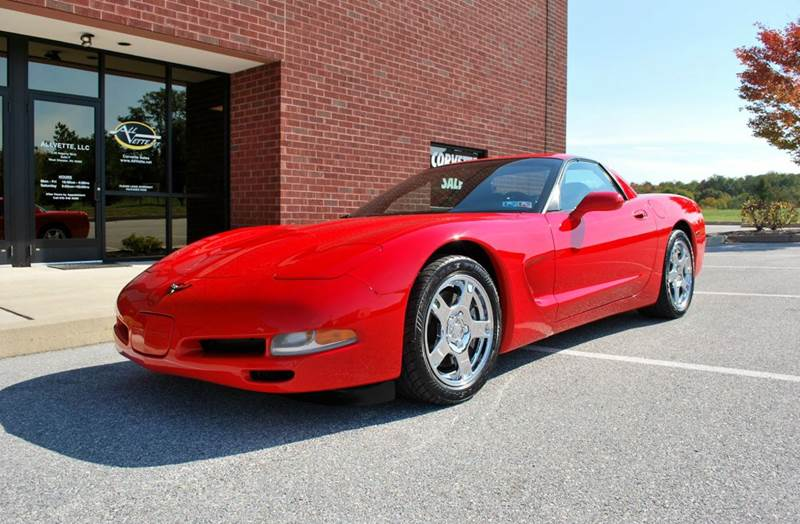 1999 Chevrolet Corvette for sale at AllVette LLC in Stuart FL