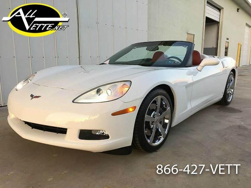2009 Chevrolet Corvette for sale at AllVette LLC in Stuart FL