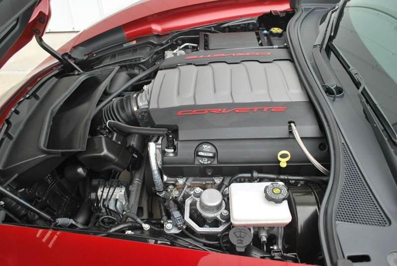 2014 Chevrolet Corvette for sale at AllVette LLC in Stuart FL