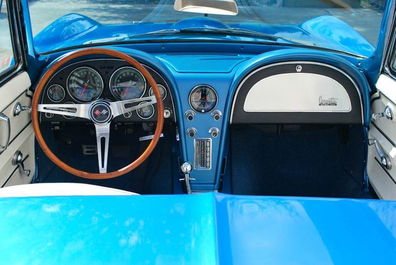 1966 Chevrolet Corvette for sale at AllVette LLC in Stuart FL