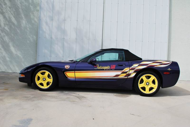 1998 Chevrolet Corvette for sale at AllVette LLC in Stuart FL