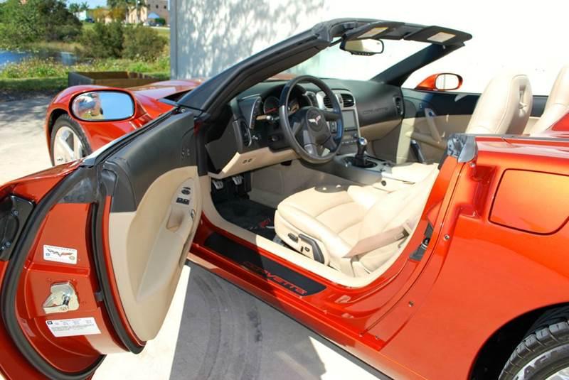 2005 Chevrolet Corvette for sale at AllVette LLC in Stuart FL