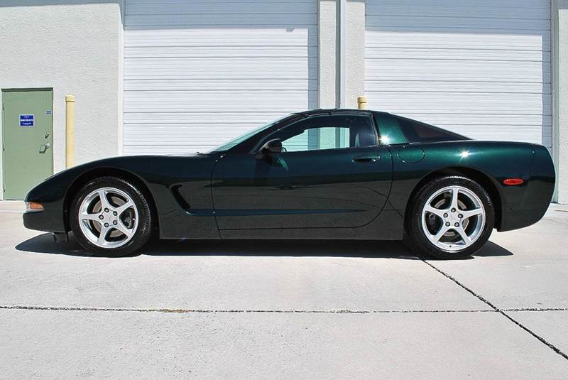 2001 Chevrolet Corvette for sale at AllVette LLC in Stuart FL